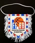 French Basketball Federation pennant