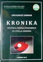 History of KS Stella Gniezno tennis table team