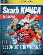 I and II League Season 2017/2018 Spring Round. Fan's Guide (Przeglad Sportowy)