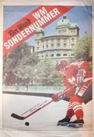 Ice Hockey World Championships 1990 Fans Guide (Der Bund)