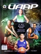 It all begins here. University Athletic Association Philippines