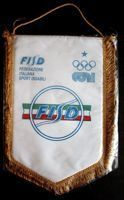 Italian Disabled Sportsmans Fedearation (FISD) pennant