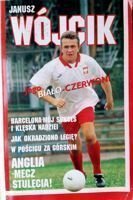 Janusz Wojcik and his footballer's