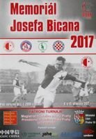 Josef Bican Memorial Tournament 2017 official programme
