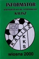 KKS Kalisz guide of Spring round 2000