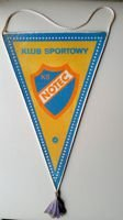 KS Notec Inowroclaw old pennant