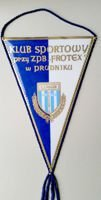 KS Pogon Prudnik old pennant