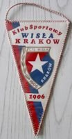 KS Wisla Cracow pennant