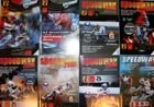 KZ Orzel Lodz 2008-2009 speedway league matches programmes (eight issues)