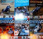 KZ Orzel Lodz 2013 speedway league matches programmes (six issues)