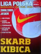 "League Guide ""Przeglad Sportowy"" (""Tempo"") - Polish League Autumn 2008"