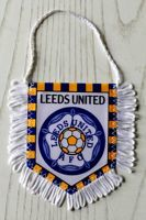 Leeds United pennant (small)