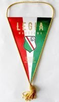 Legia Warsaw pennant (official product)