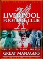 Liverpool Football Club. Great Managers DVD film (3 items)
