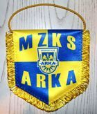 MZKS Arka Gdynia pennant (official product)