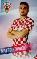 Mateo Kovačić (Croatia National Football Team) photo