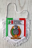 Mexico Football Federation pennant (small)