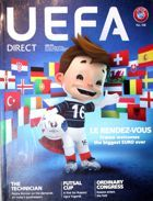 Monthly Magazine UEFA Direct (June 2016)