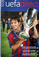 Monthly Magazine UEFA Direct (October 2009)