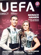 Monthly Magazine UEFA Direct (October 2017)