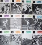 Monthly magazine Athletic - Yearbook 1970 (complete) binded