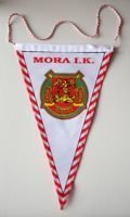 Mora IK (ice hockey) pennant