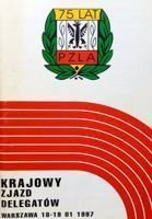 National Congress of Delegates of the Polish Athletics Association in 1997