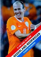 Netherlands - Norway World Cup 2010 qualification match official programme (10.06.2009)