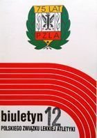 Newsletter Polish Athletics Association 12/1995