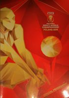 Official Programme Men's World Championship Poland 2014