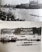 Old Photos of Henley Royal Regatta and Great Berlin Regatta (4 items)