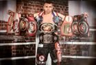 Pawel Jedrzejczyk (kickboxing and muay thai) poster with original autograph