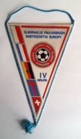 Pennant Qualification European Football Championship Italy 1980 Group IV