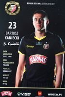 Photo Bartosz Kaniecki (Widzew Lodz) official product