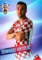 Photo  Domagoj Antolic  Representation of Croatia