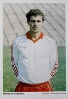 Photo Miroslaw Myslinski (Widzew Lodz season 1983) official product