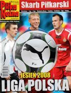 Pilka Nozna magazine Fan's Guide - Polish Leagues Autumn 2008