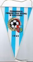 Podkarpackie Regional Football Association pennant