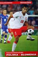 Poland - Slovenia World Cup 2010 qualification match official programme (06.09.2008)