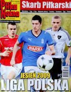 "Poland football leagues guide (""Football"" weekly magazine) - Autumn 2009"