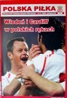 """Polish Football"" Poland Football Association monthly magazine nr 9 October 2004"