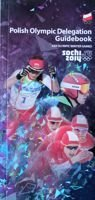 Polish Olympic Delegation Guidebook Sochi 2014 (English edition)