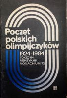 Polish Olympic medalists 1924-1984 (volume 4) - Tokyo'64 Mexico'68 Munich'72