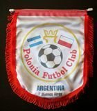 Polonia FC Buenos Aires pennant