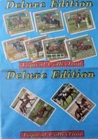 Post stamps Equestrian Sport at Olympic Games