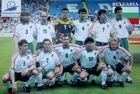 Postcard Bulgaria national football team (FIFA World Cup France 1998)
