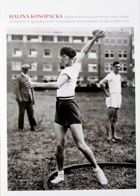 Postcard Halina Konopacka (athletics) golden medal Amsterdam Olympic Games 1928