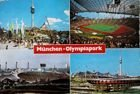 Postcard Olympic Park in Munich