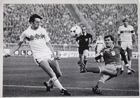 Postcard Poland - Belgium FIFA World Cup 1986 qualyfing match (11.09.1985)