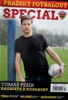 """Prague Football Special"" monthly magazine (April 2014)"